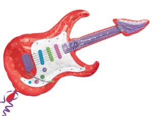 Шар с гелием Гитара